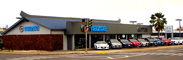 About Our Mazda Dealership