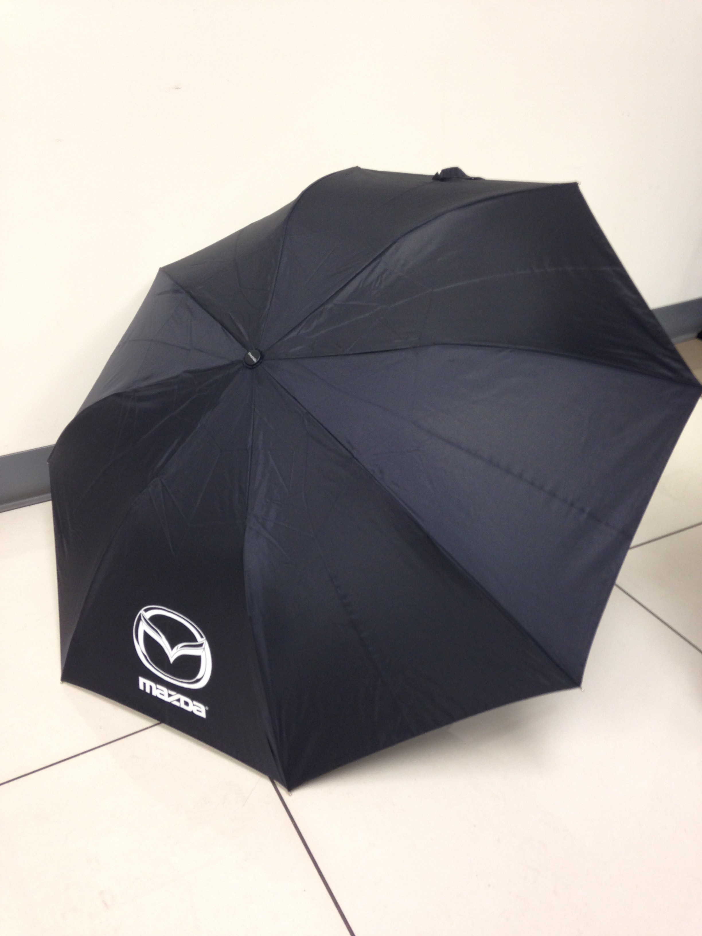 Compact Mazda Umbrella