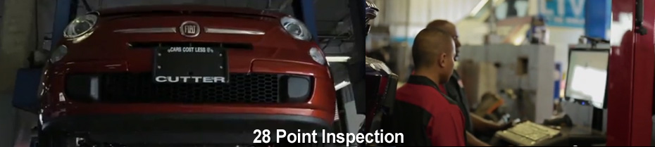 28 Point Inspection