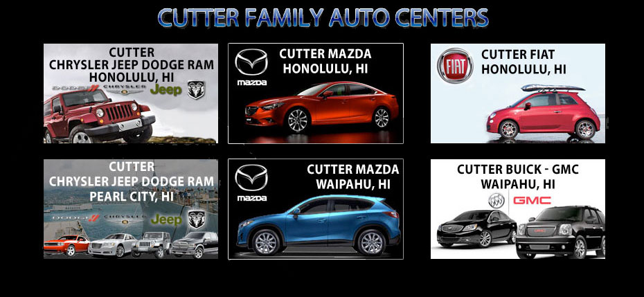 Cutter Dealerships