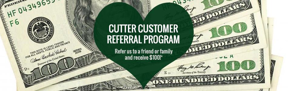 Cutter Referral Program