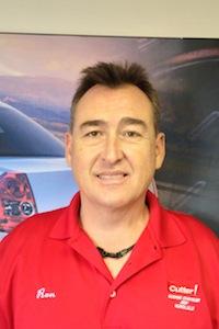 Ronald Callihan Bio Image