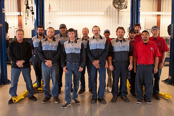 Prescott Honda Service Team