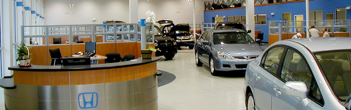 Vatland Honda Showroom