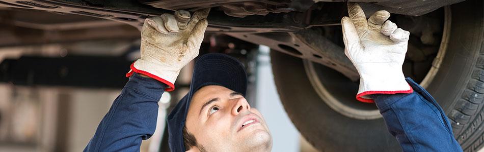 Lakeland Toyota Service Department