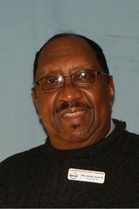 Rev. James Jones Sr. Bio Image