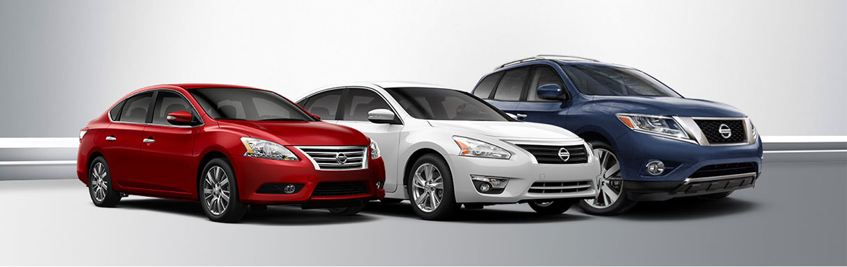 Car Finder at Landers McLarty Nissan Huntsville