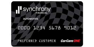 SYNCHRONY CARD