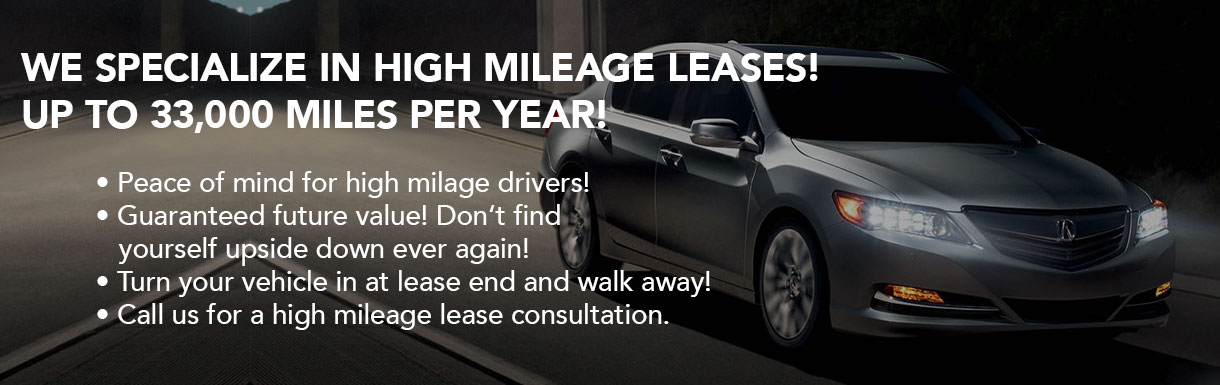 High Mileage Leases