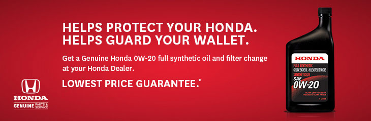 Help Protect Your Honda