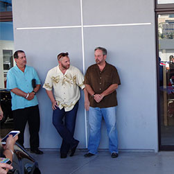 Blessing Of Our New Location