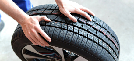 Tire Balance, Rotation, and Inspection