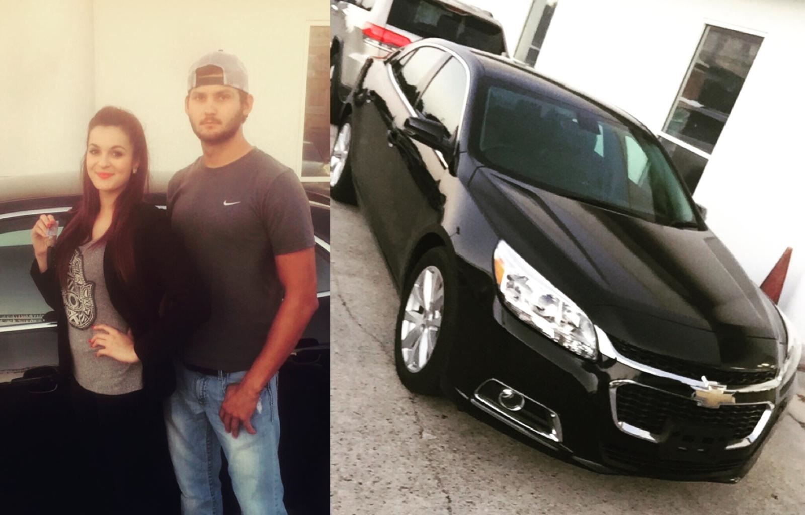 Happy customer purchased vehicle Premier CDJR of New Orleans