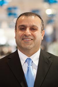 Mehdi Soleymanpour Bio Image