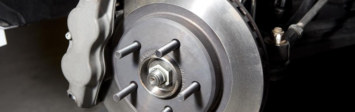 Service - Brake Repair