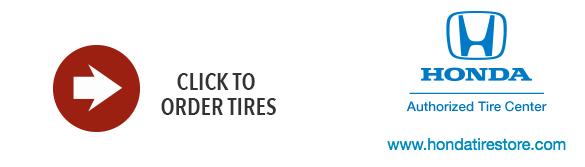 Honda Authorized Tire Center