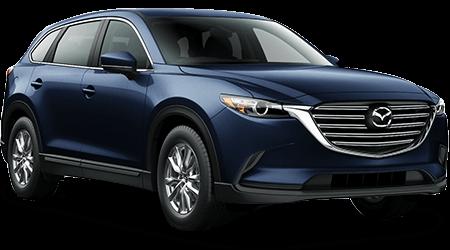 Stock Photo of 2016 Mazda CX-9