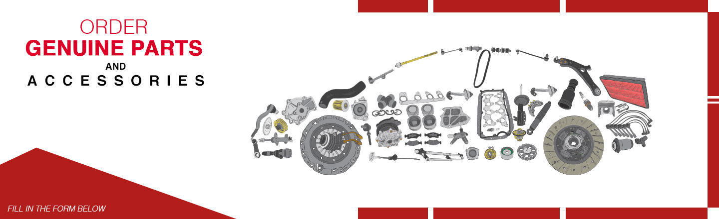 Order genuine Toyota parts and accessories directly from Lakeland Toyota in Lakeland, FL