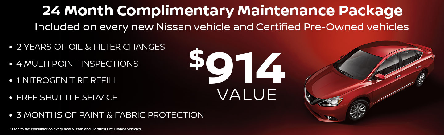 nissan about us