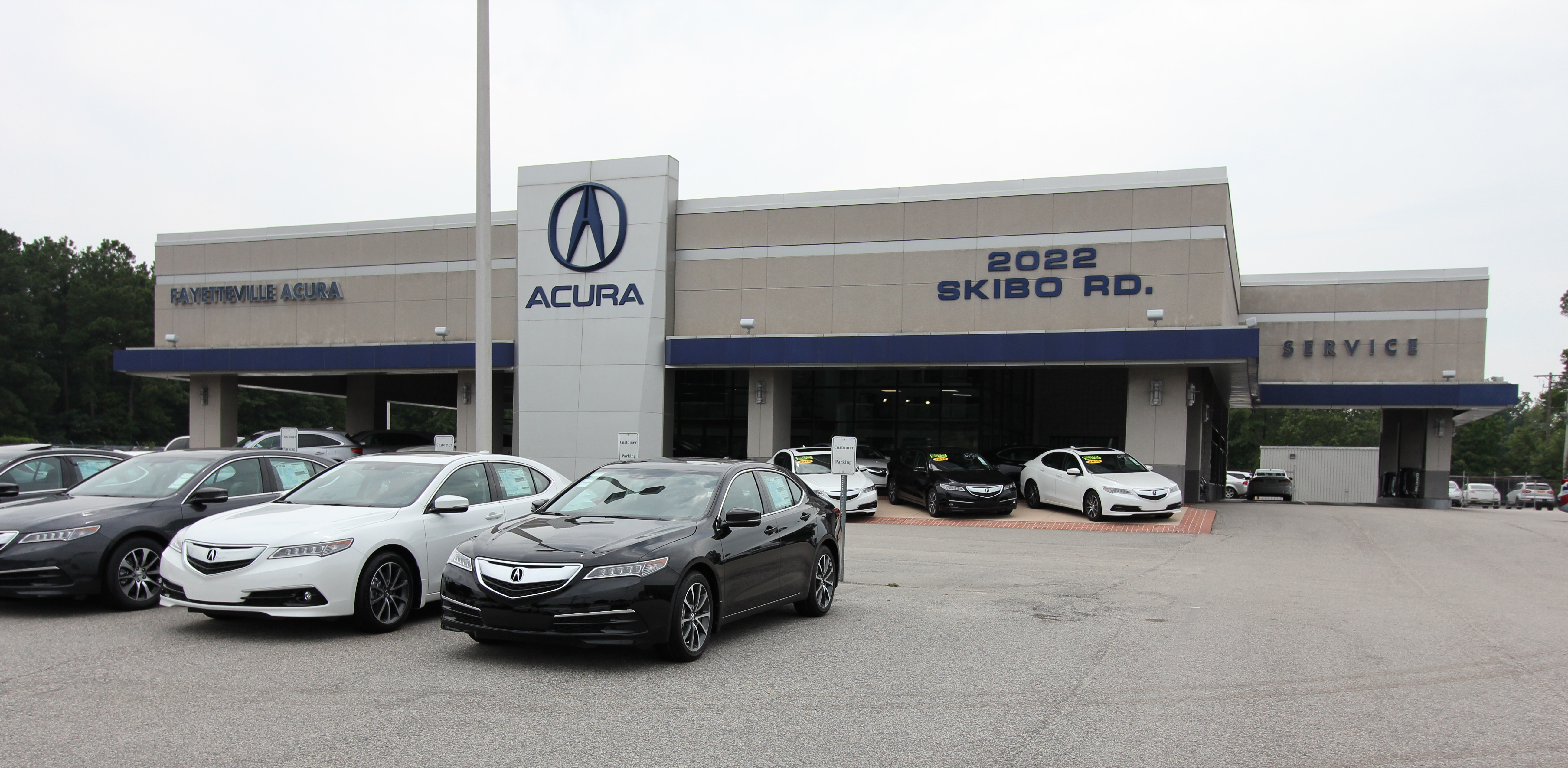 About Fayetteville Acura