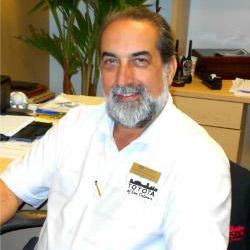 George Maucele Bio Image