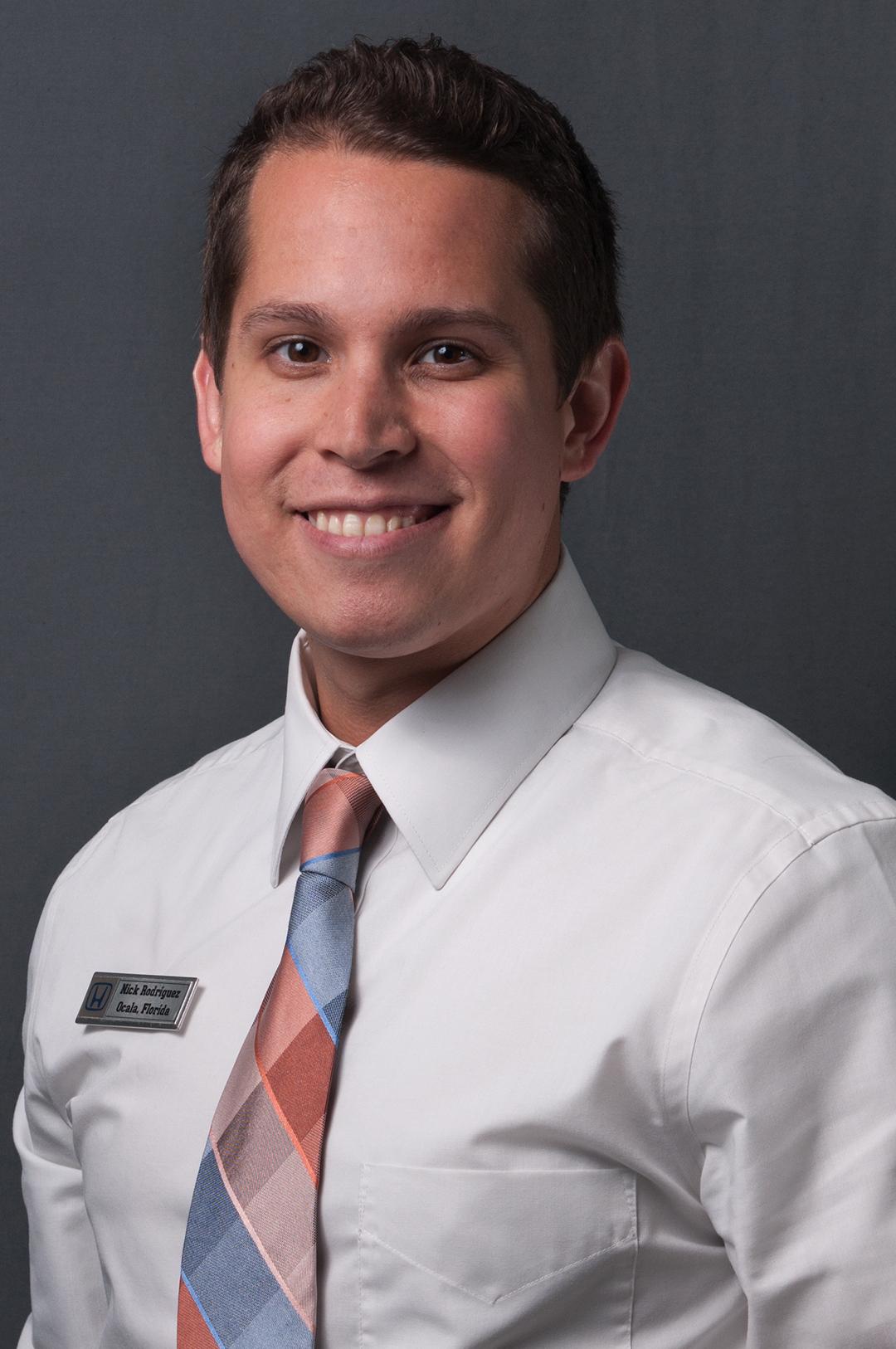 Nick Rodriguez Bio Image