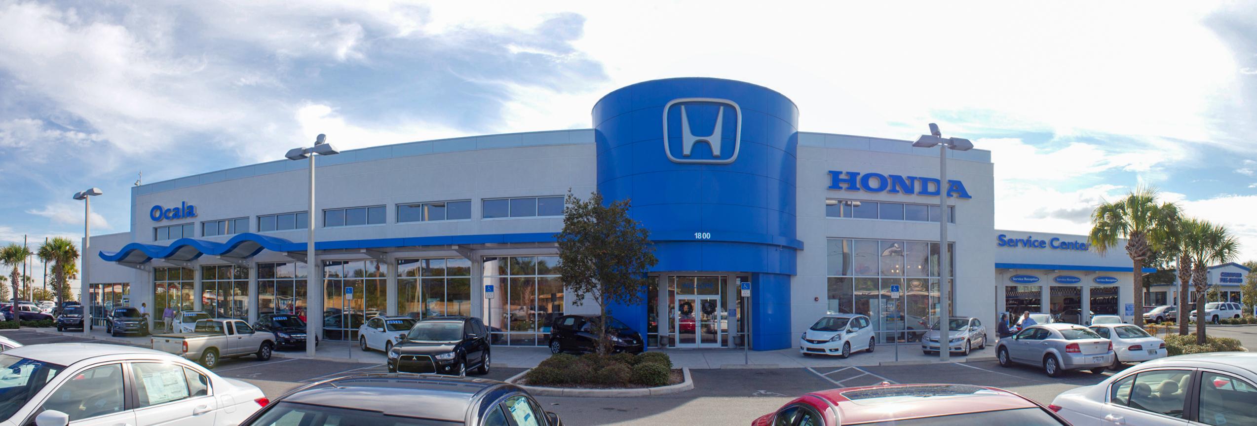 Honda of Ocala Dealership in Ocala, Florida data-verified=