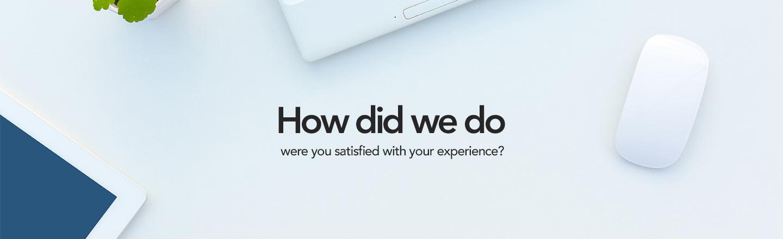 Honda of Ocala, Review us,  white apple mouse, on white desk, near white tablets