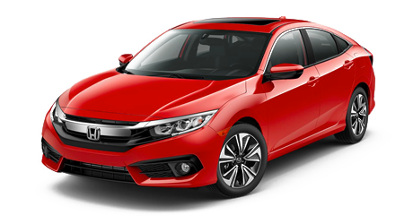 Stock Photo of 2017 Honda Civic