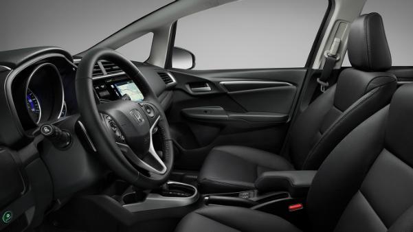 2016 Honda Fit front seats