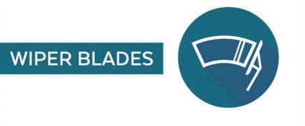 OEM Wiper Blades