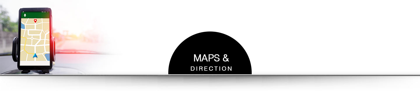 Maps and Directions