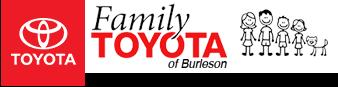 Family Toyota of Burleson logo
