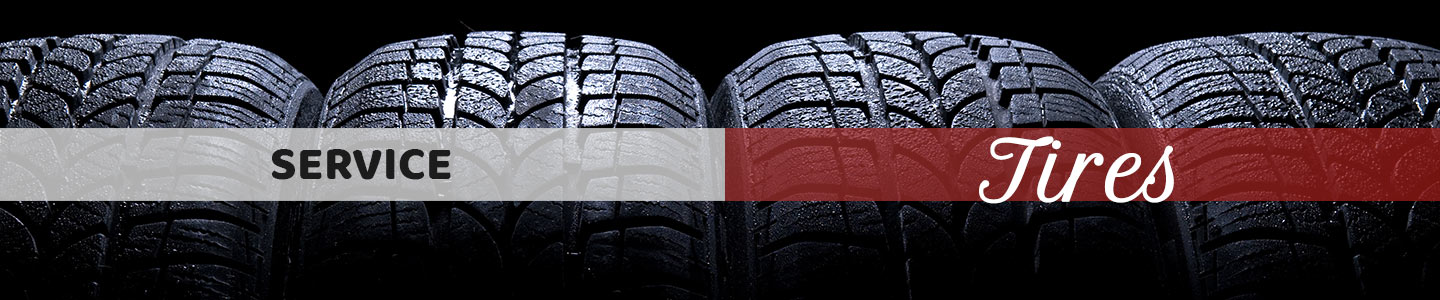 Tire Service and New Replacement Tires in Muskogee, OK at James Hodge Toyota