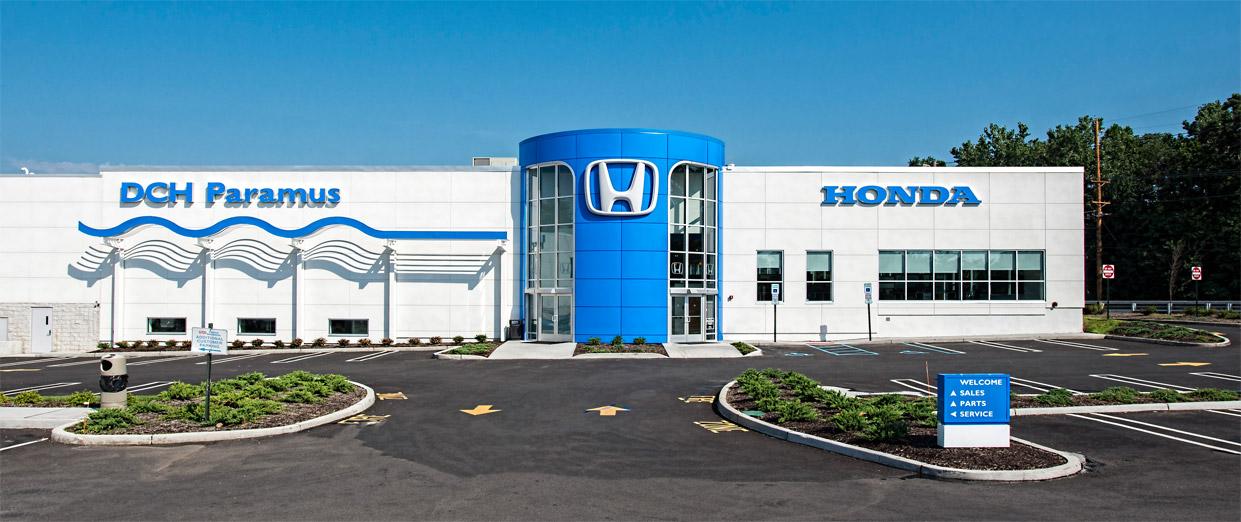Why Buy From Dch Paramus Honda
