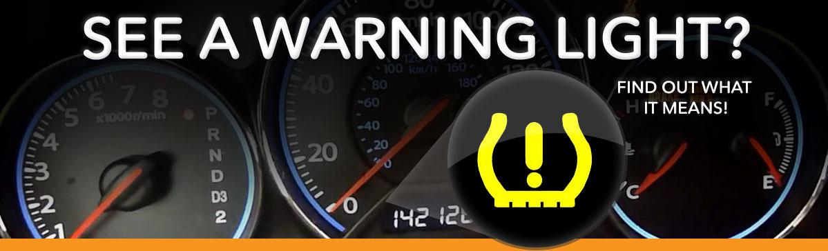 Warning Light Indicators