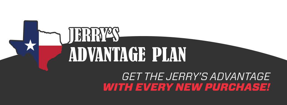 Jerry's Advantage