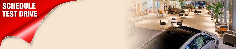 schedule test drive - Toyota of Henderson