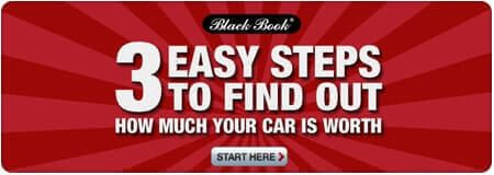 Black Book | How Much is your Car Worth?