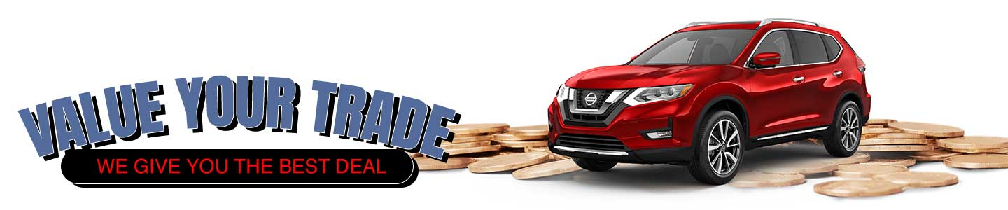 Waxahachie Nissan Value Your Trade