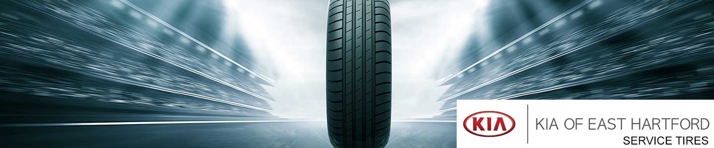 KIA of East Hartford Service Tires