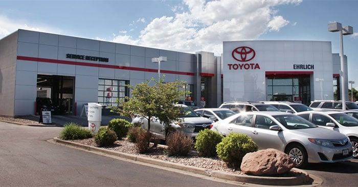 Ehrlich Toyota
