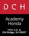 Apply for credit at DCH Academy Honda