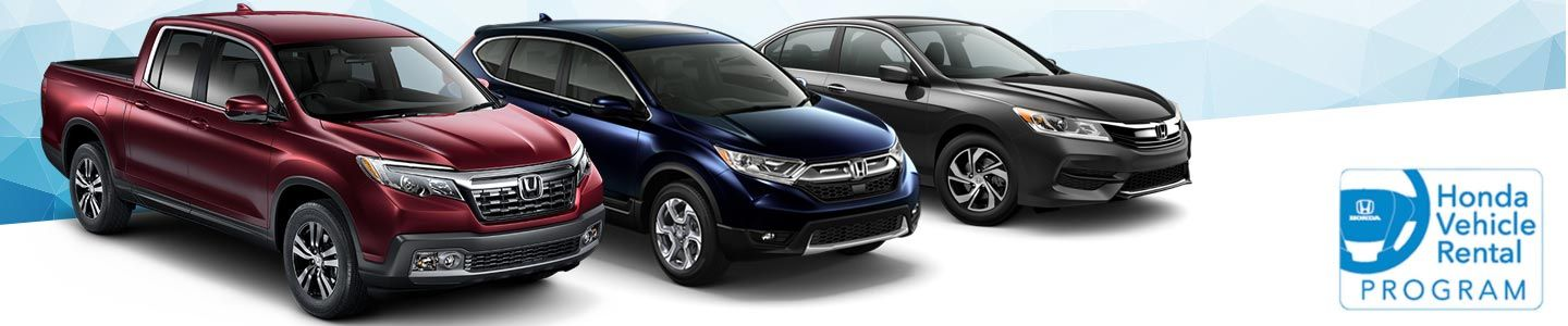 Vatland Honda vehicle rental program