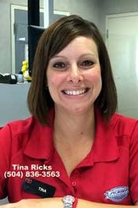 Tina  Ricks Bio Image