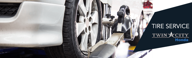 Twin City Honda Tire Service