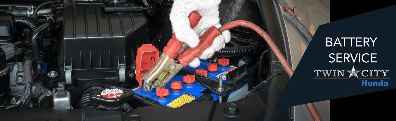 Twin City Honda Battery Service