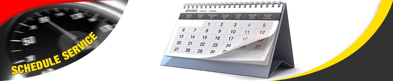Secure Online Service Scheduling Form - Ganley Express Service