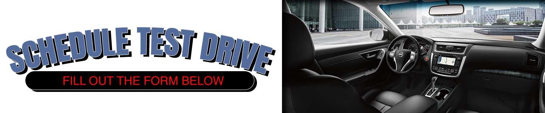 Waxahachie Nissan Schedule Test Drive