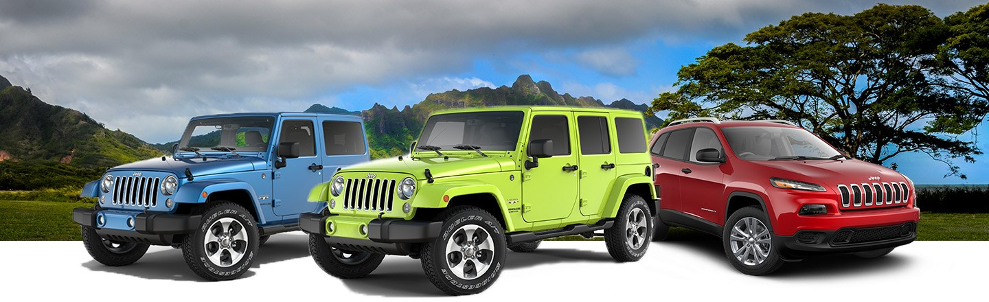 American-Made Jeep